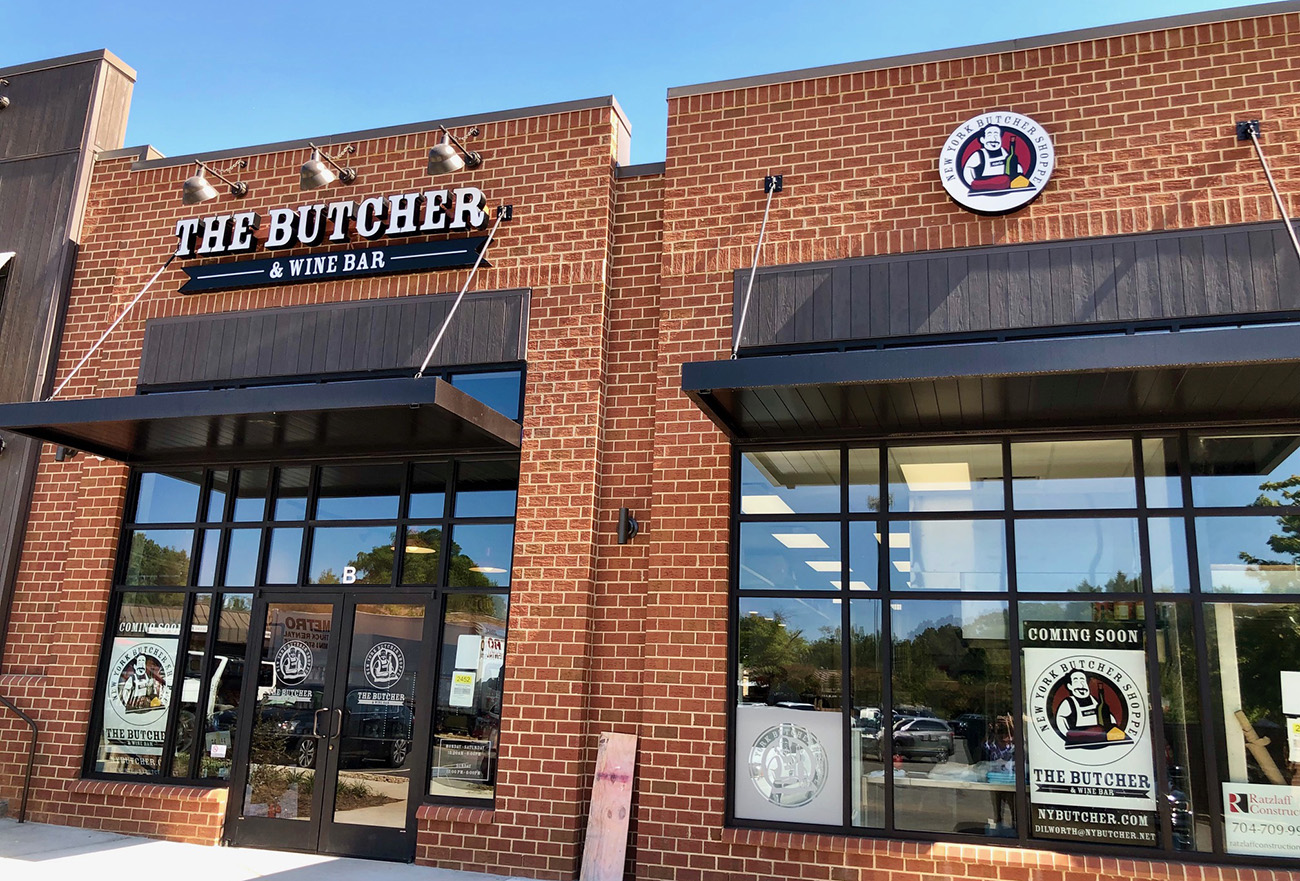 New York Butcher Shoppe now open in Dilworth — view meat selections and wine bar menu