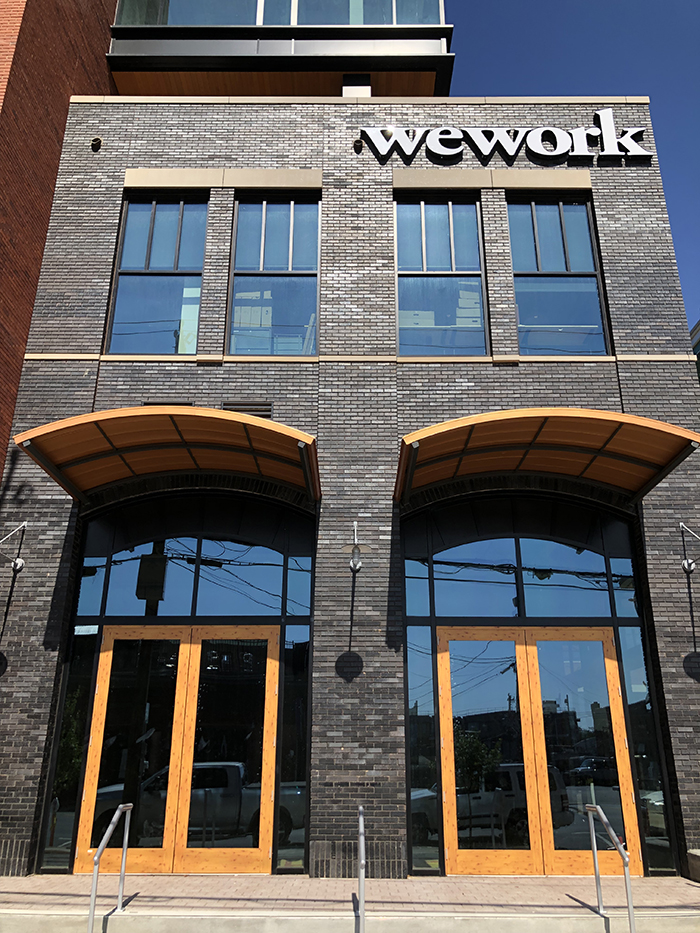 wework south end railyard charlotte