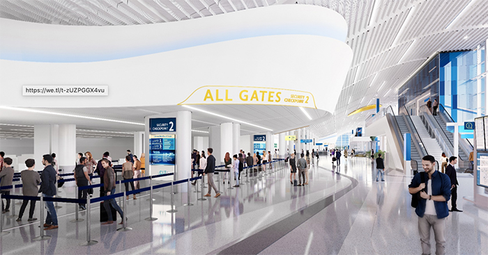 Charlotte Douglas International Airport renovation