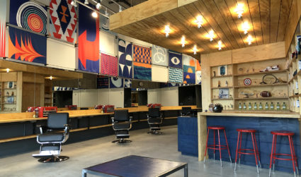 A barbershop with its own beer is opening in South End — and you can get a free haircut right now
