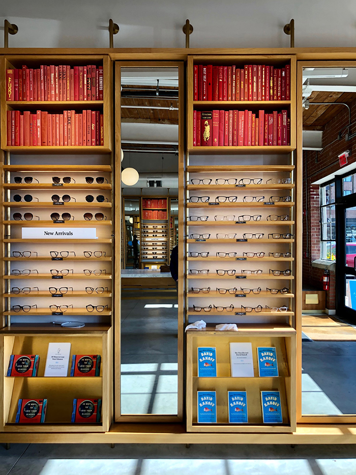 Atherton warby parker