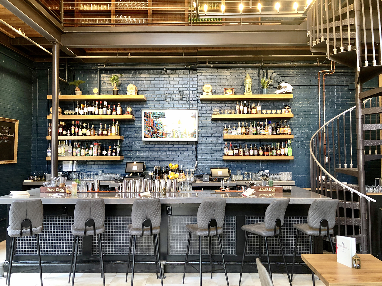 Cocktail lounge from Wooden Robot CEO opens Wednesday in South End