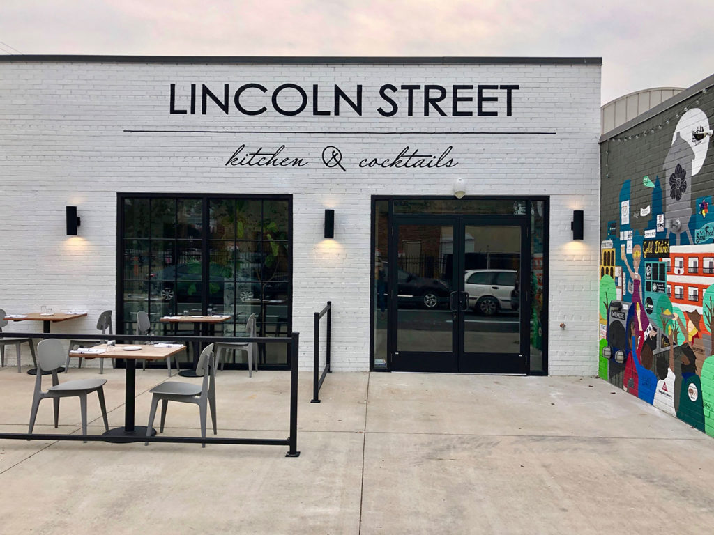 Lincoln Street Kitchen & Cocktails opens Friday in South End — see food, drinks, full menus and the rooftop patio