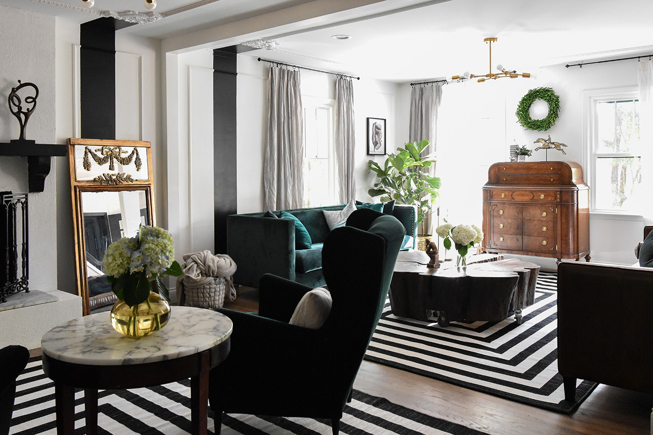 See inside: Young couple transforms abandoned Mint Hill colonial home — and talks renovation costs