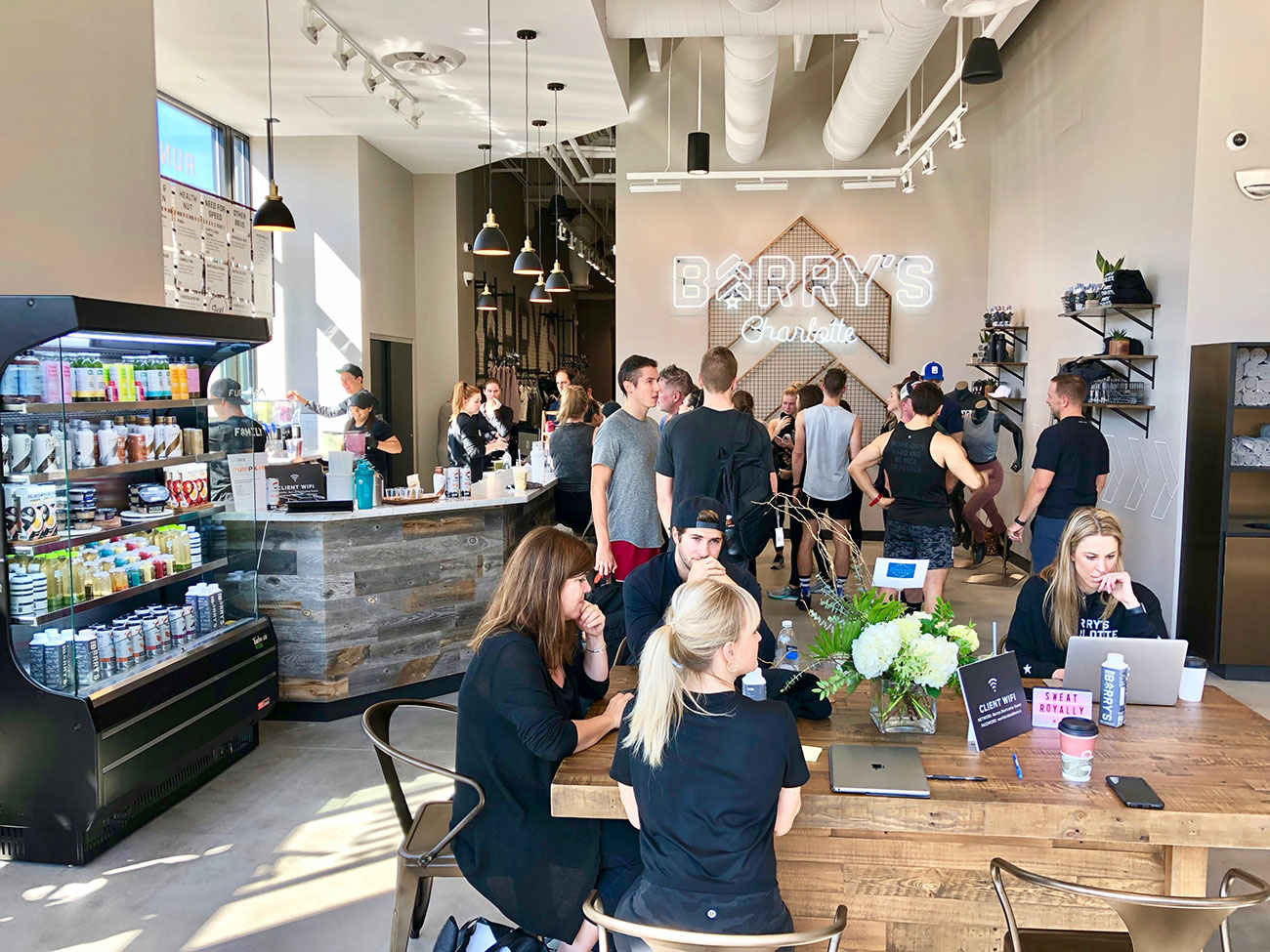 Barry's Bootcamp now open at Atherton