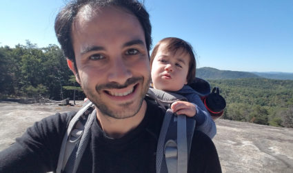 I go hiking with my 15-month-old son — here's what I've learned