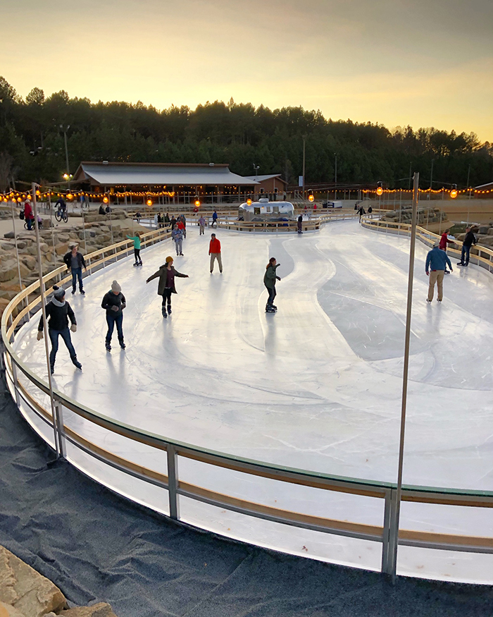 ice skating whitewater center charlotte