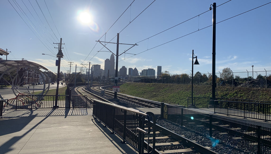 Sustain Charlotte launches an effort to gain public support for a train to Lake Norman