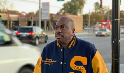 'I'm back': Four years after his sister's murder in a Charleston church, Malcolm Graham returns to public office with big dreams for Beatties Ford Road