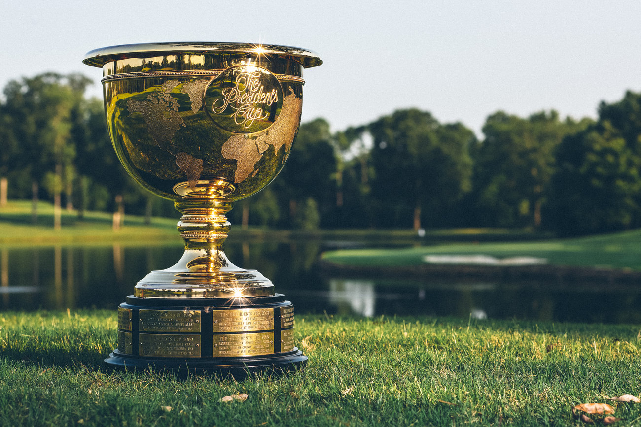 Presidents Cup, one of the biggest golf tournaments in the world, is coming to Charlotte in 2021