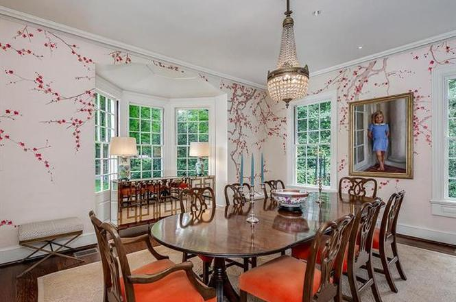 2322 Hopedale Ave dining room