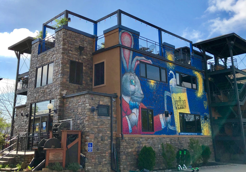 Peculiar Rabbit has closed after eight years in Plaza Midwood