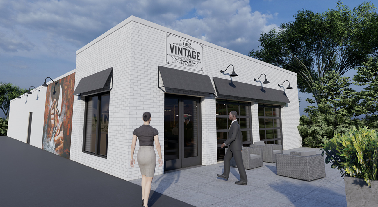 Dilworth's Iron Tribe building will be converted into new whiskey bar/cigar lounge named The Vintage
