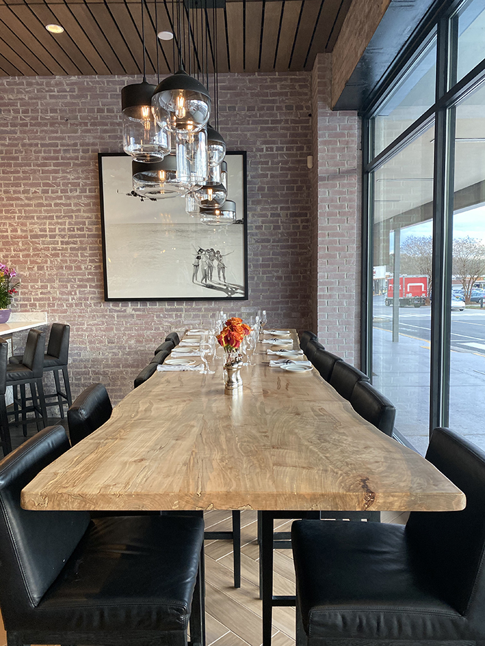 Osteria Luca is now open in Park Road Shopping Center