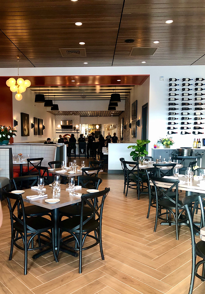Osteria Luca now open in Park Road Shopping Center
