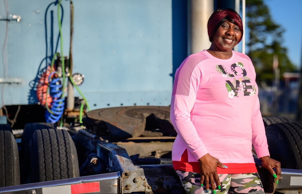 Mona Lisa's checklist: A homeless woman's quest to 'just get a job' in Charlotte