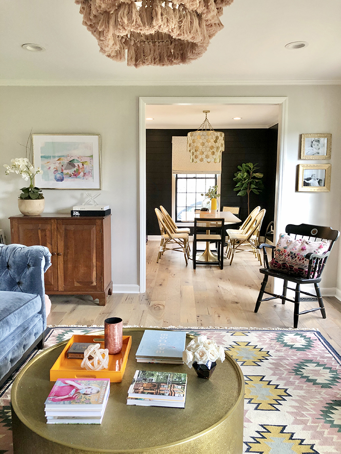 Madeline Hughes Home Tour front of the house