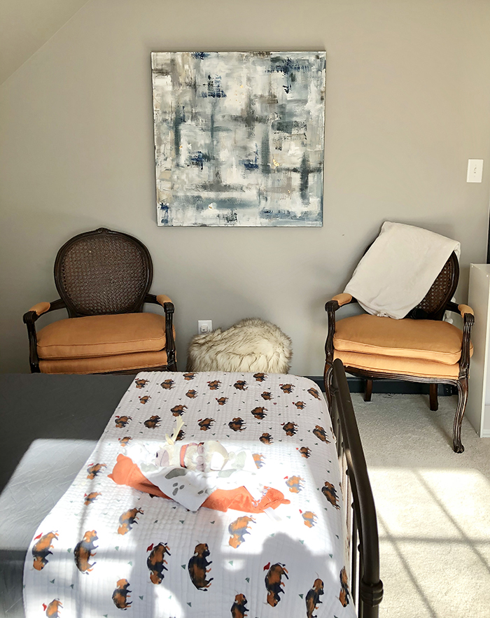 Madeline Hughes Home Tour son's room