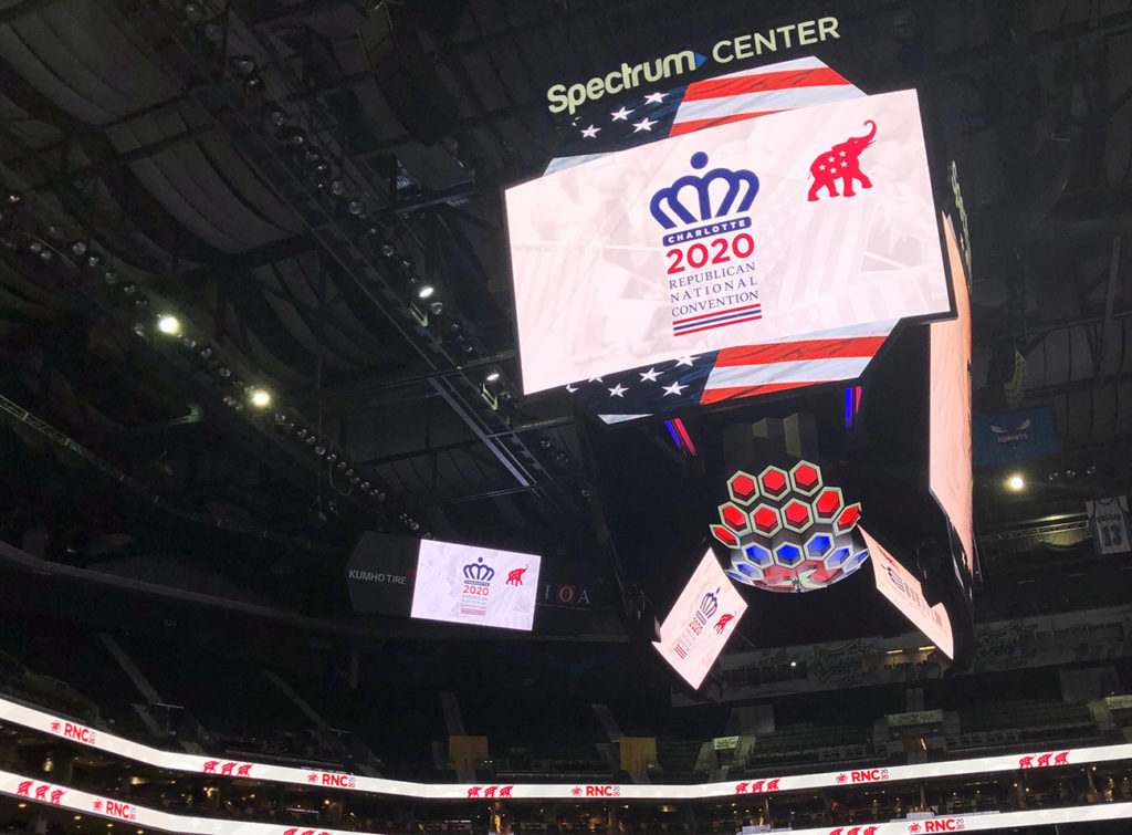 The countdown is on: The Republican National Convention begins six months from today