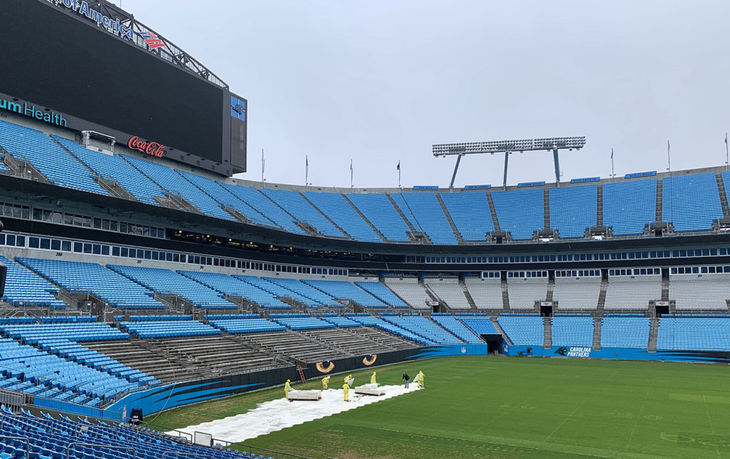 Carolina Panthers get a big tax break on their stadium following county review
