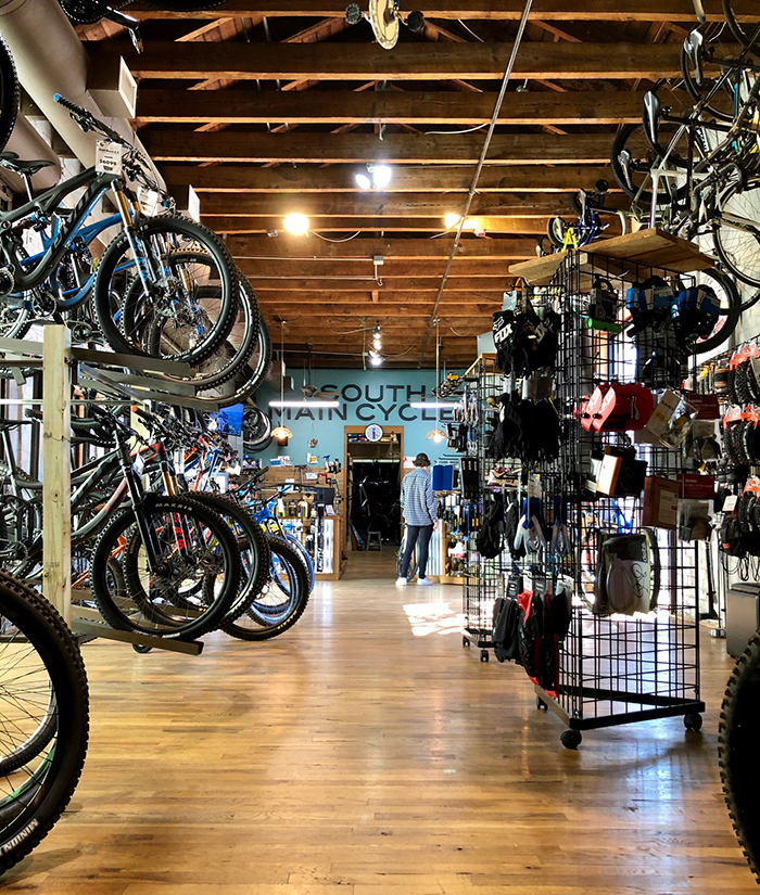 bike shop downtown belmont nc