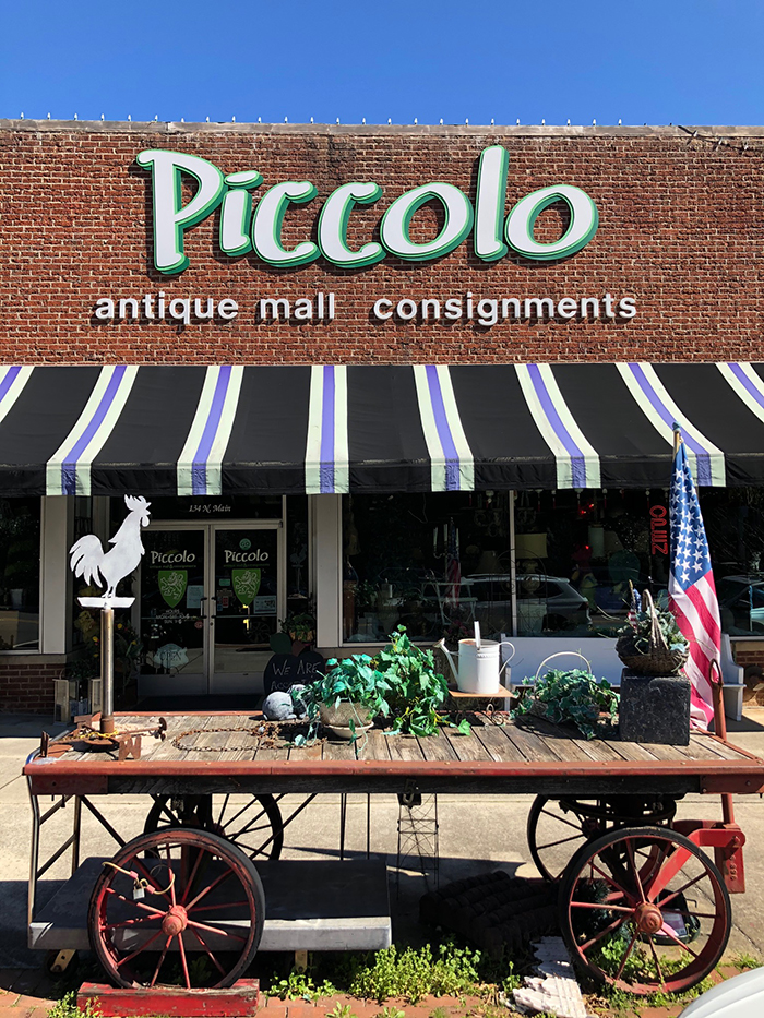 piccolo antique store belmont nc