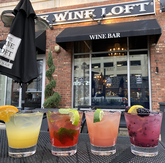 Wine Loft South End Mocktails