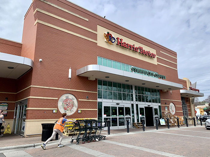 Harris Teeter in Plaza Midwood