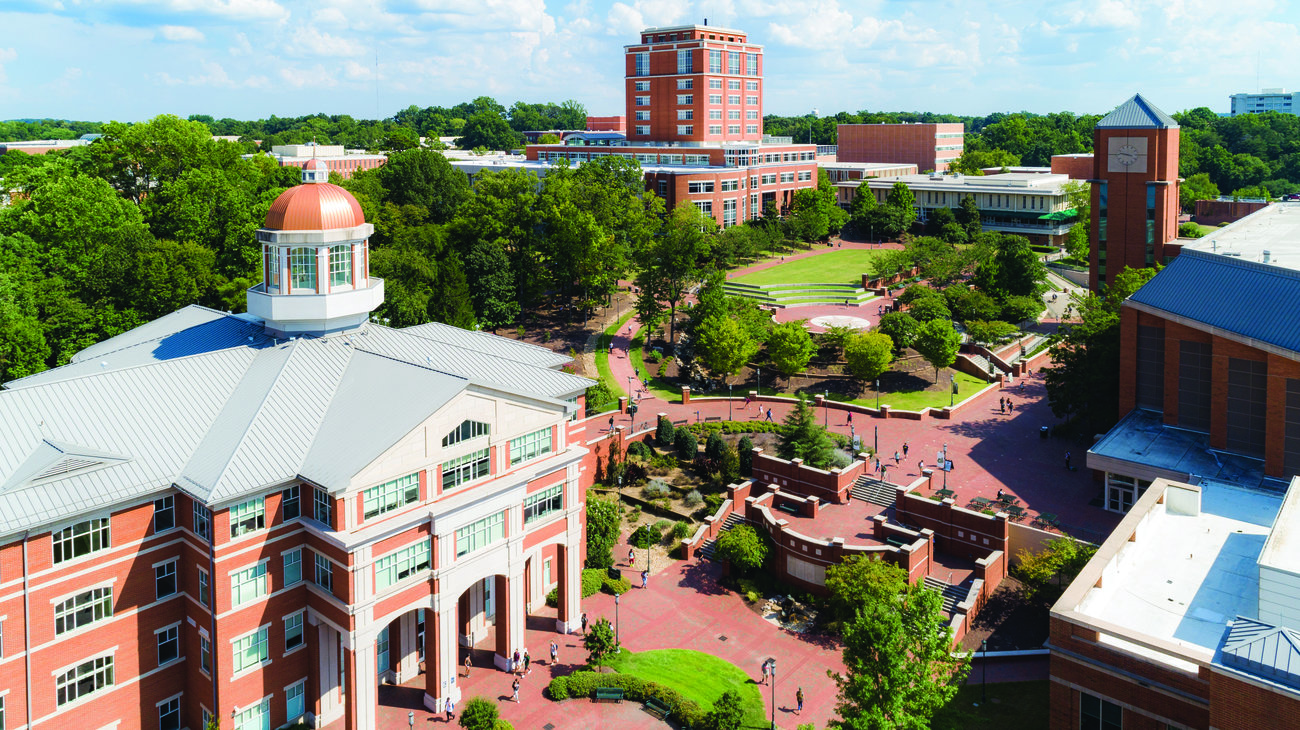 How UNC Charlotte's new chancellor plans to improve the Charlotte region
