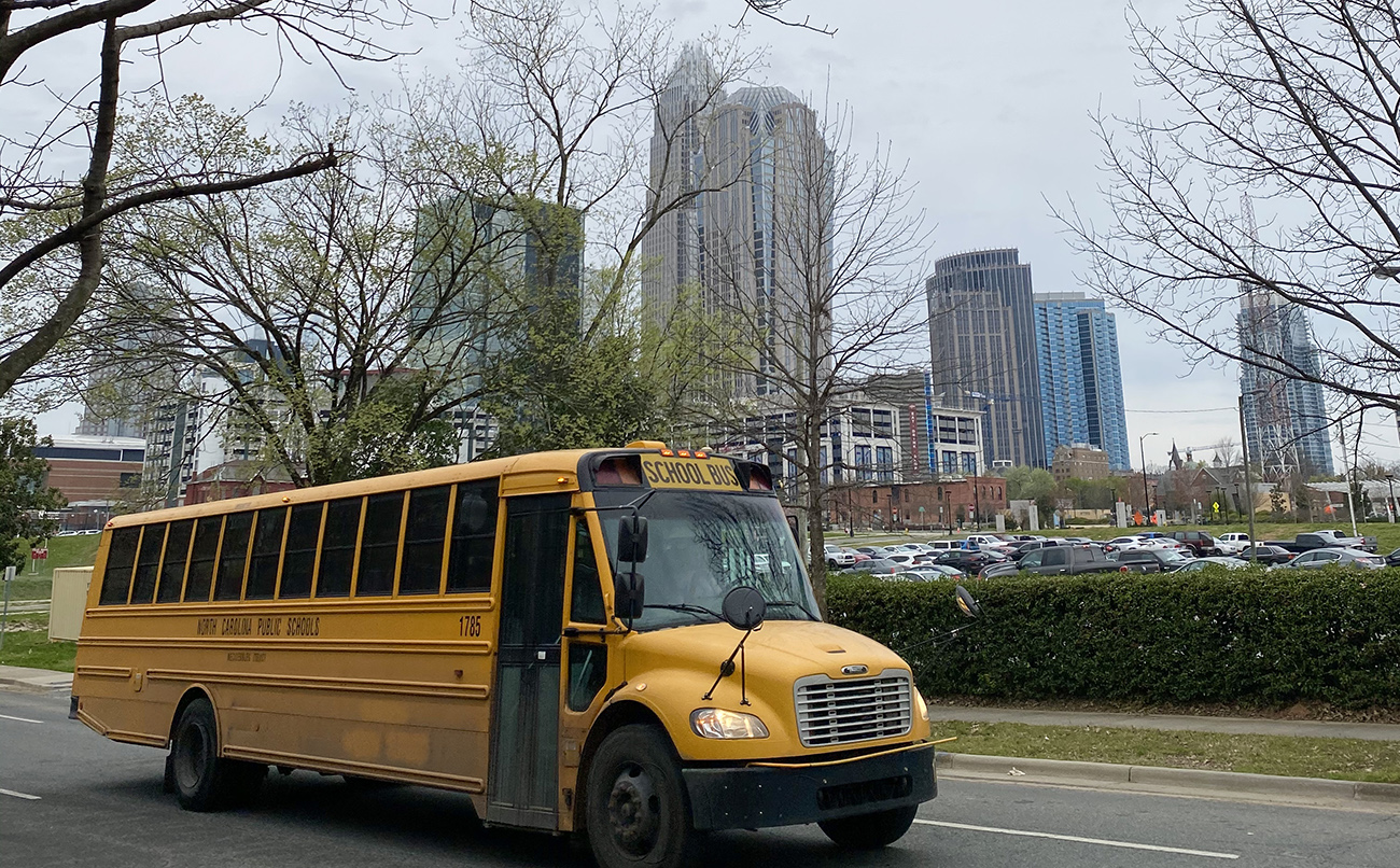 Educators worry coronavirus will have long-term setbacks for Charlotte's disadvantaged students