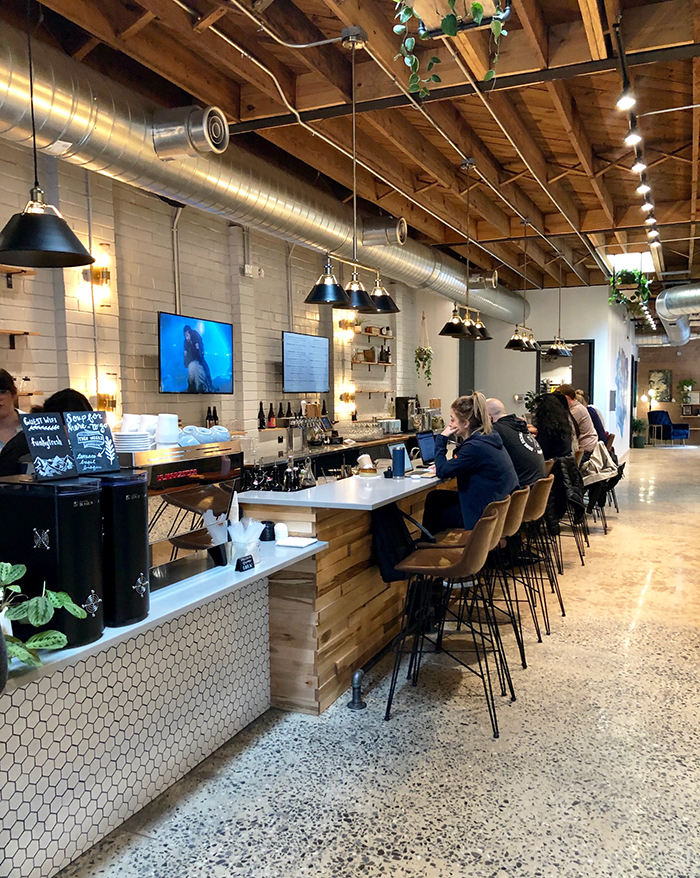 the hobbyist coffee shop in charlotte