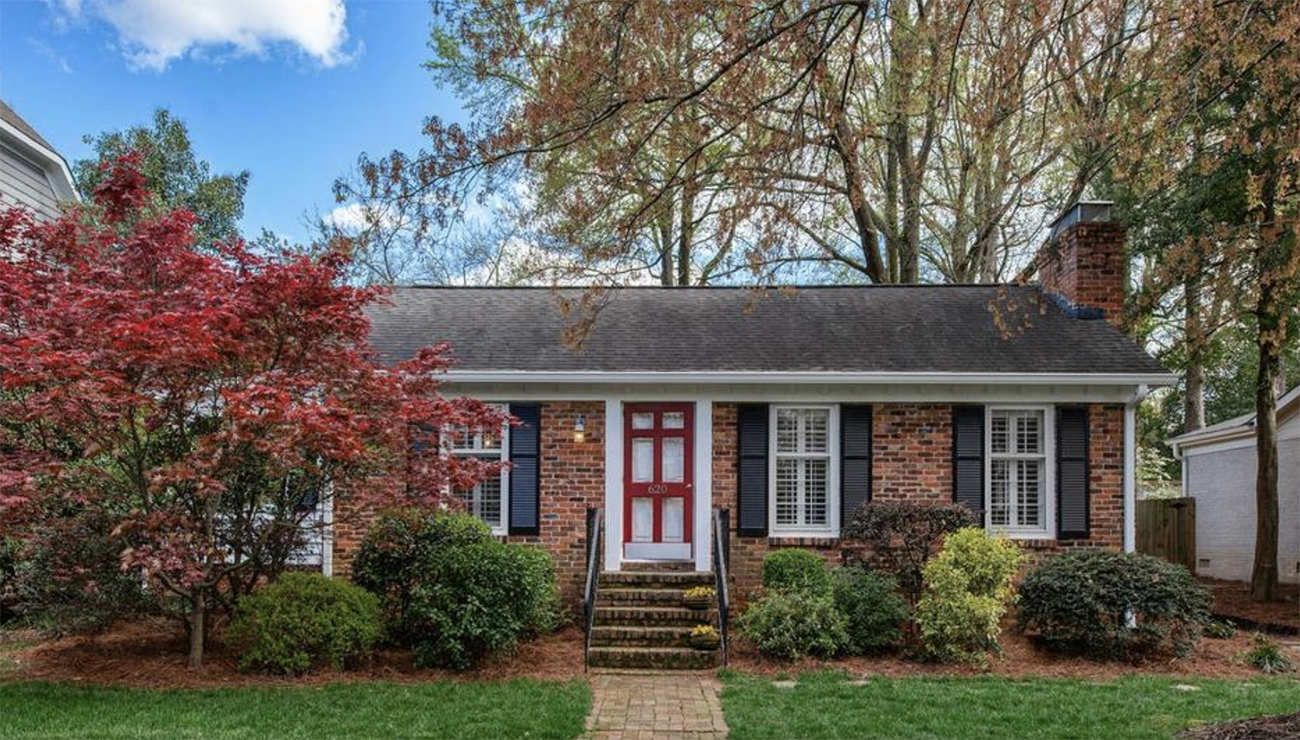 Hot homes: 11 houses for sale in Charlotte right now under $515K