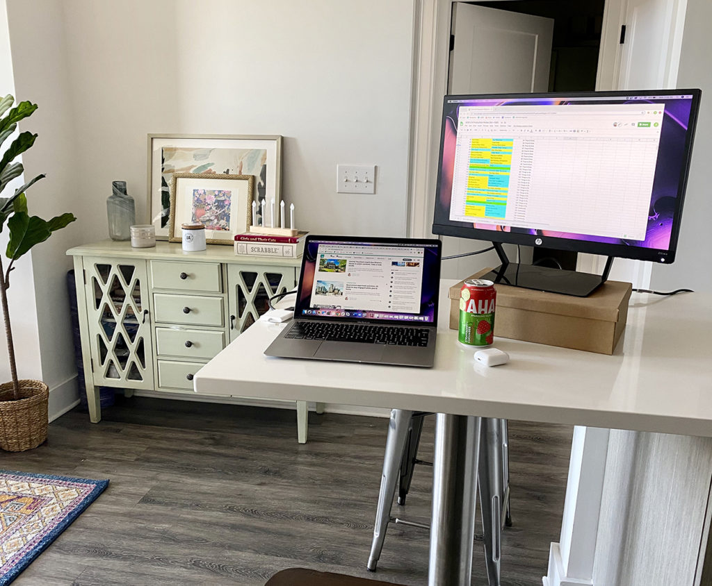 16 ways to improve working from home — plus 'home office' ideas