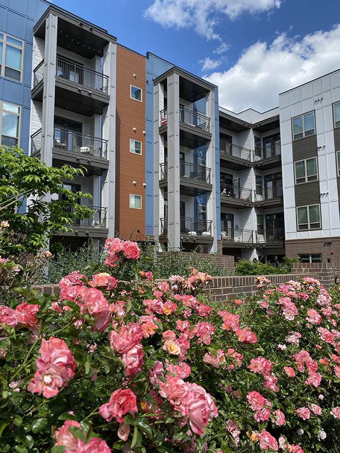 The Village at Commonwealth apartments