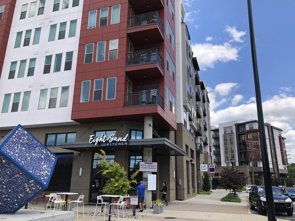 54 best apartments in Charlotte, sorted by neighborhood