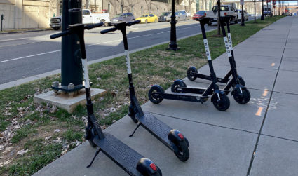 Scooters are returning to Charlotte this weekend