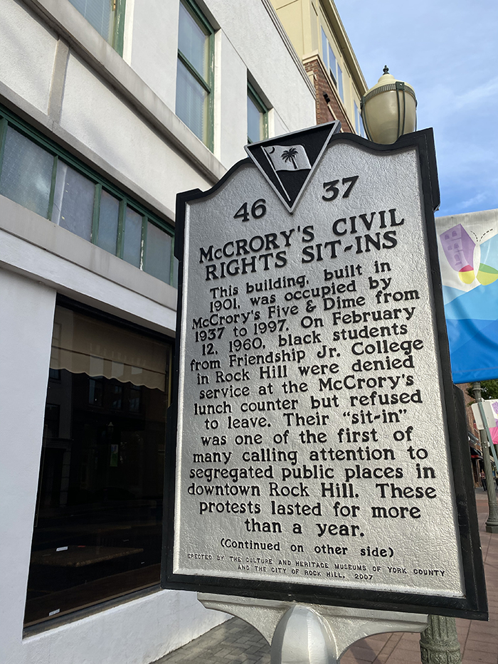 historic mccrorys rock hill
