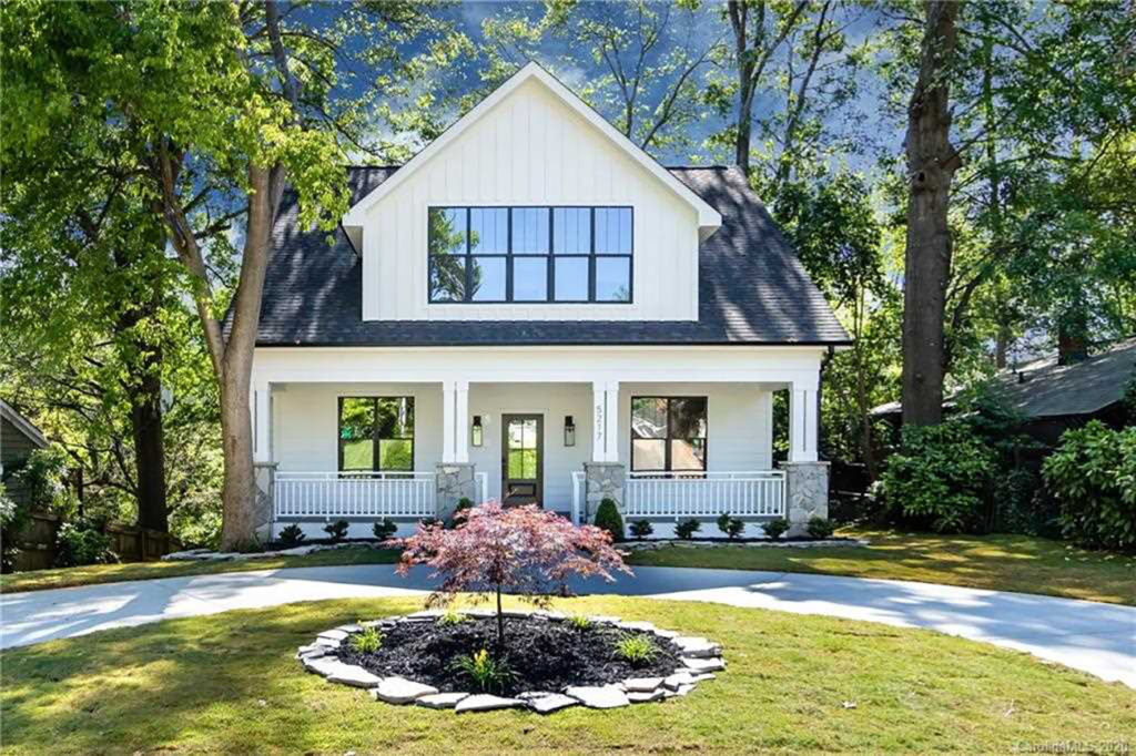 Hot homes: 10 houses for sale in Charlotte with great front porches