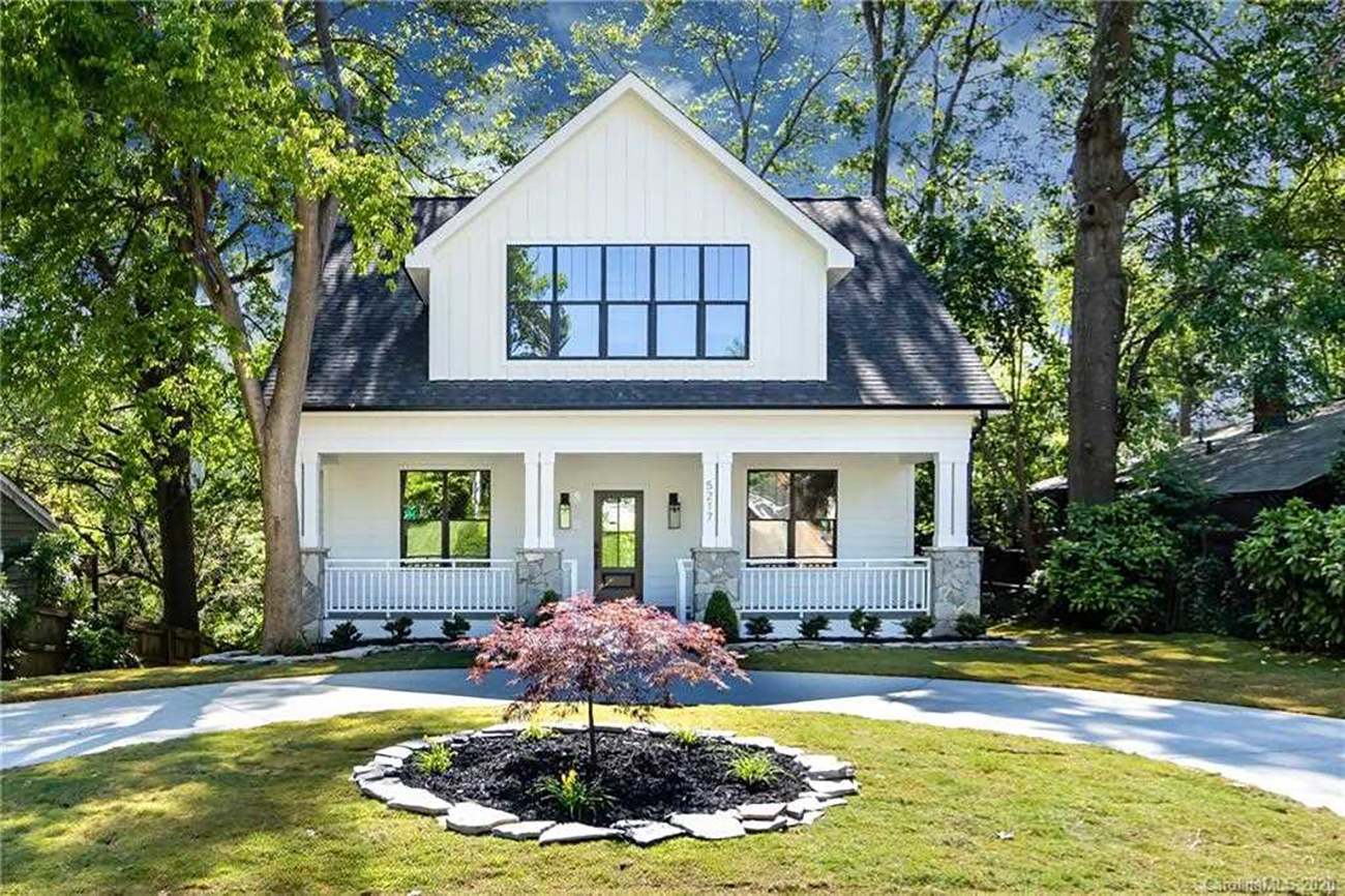 Hot homes 10 houses for sale in Charlotte with great front ...
