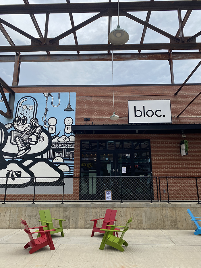 bloc gym camp north end