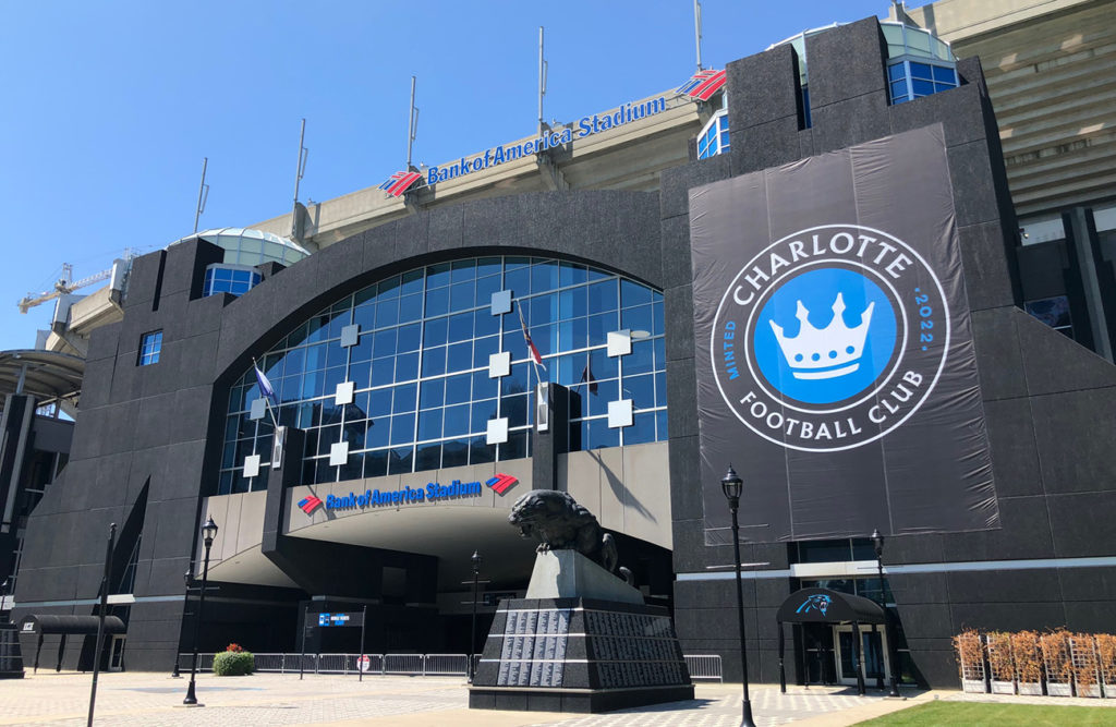 Panthers owner David Tepper: We can safely host a limited number of fans at Bank of America Stadium