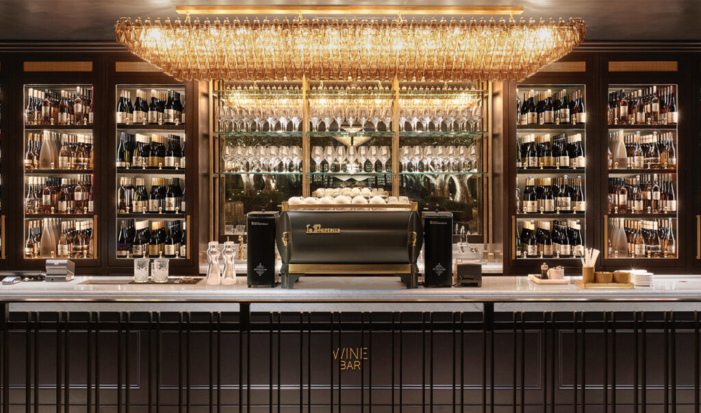 See inside: Stunning RH Charlotte with rooftop restaurant and new wine bar
