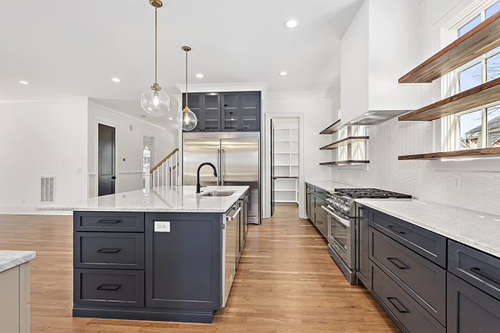 2020 Finalist- Modern Farmhouse kitchen