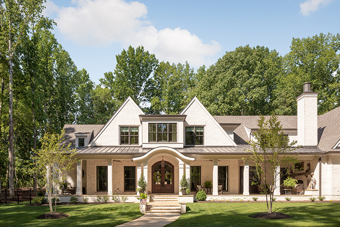 2020 Finalist- Outdoor Living front porch