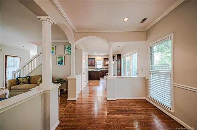 404 Olmsted Park Place interior