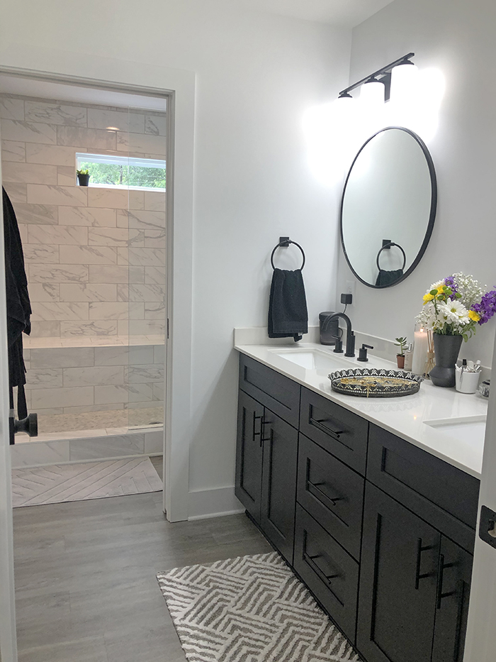 Corri Smith Home Tour bathroom