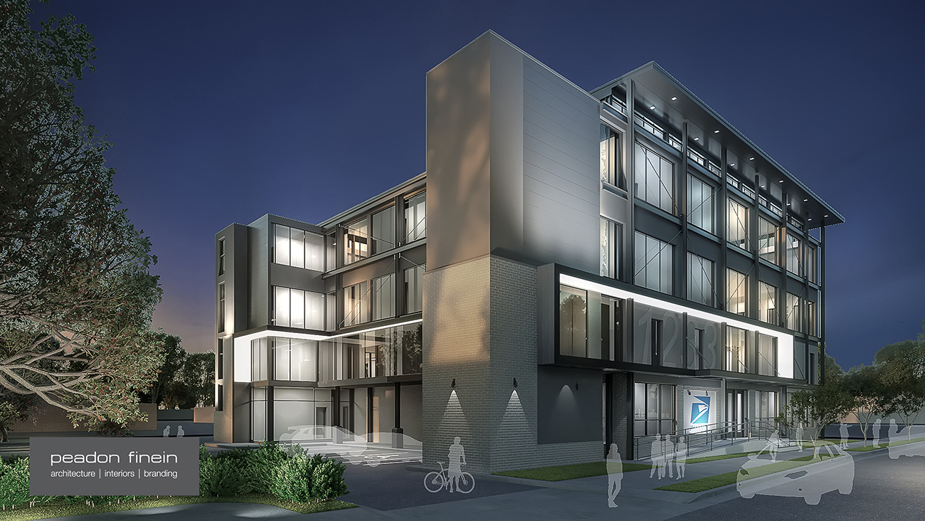 Plaza Midwood's evolution continues with the transformation of the old post office building