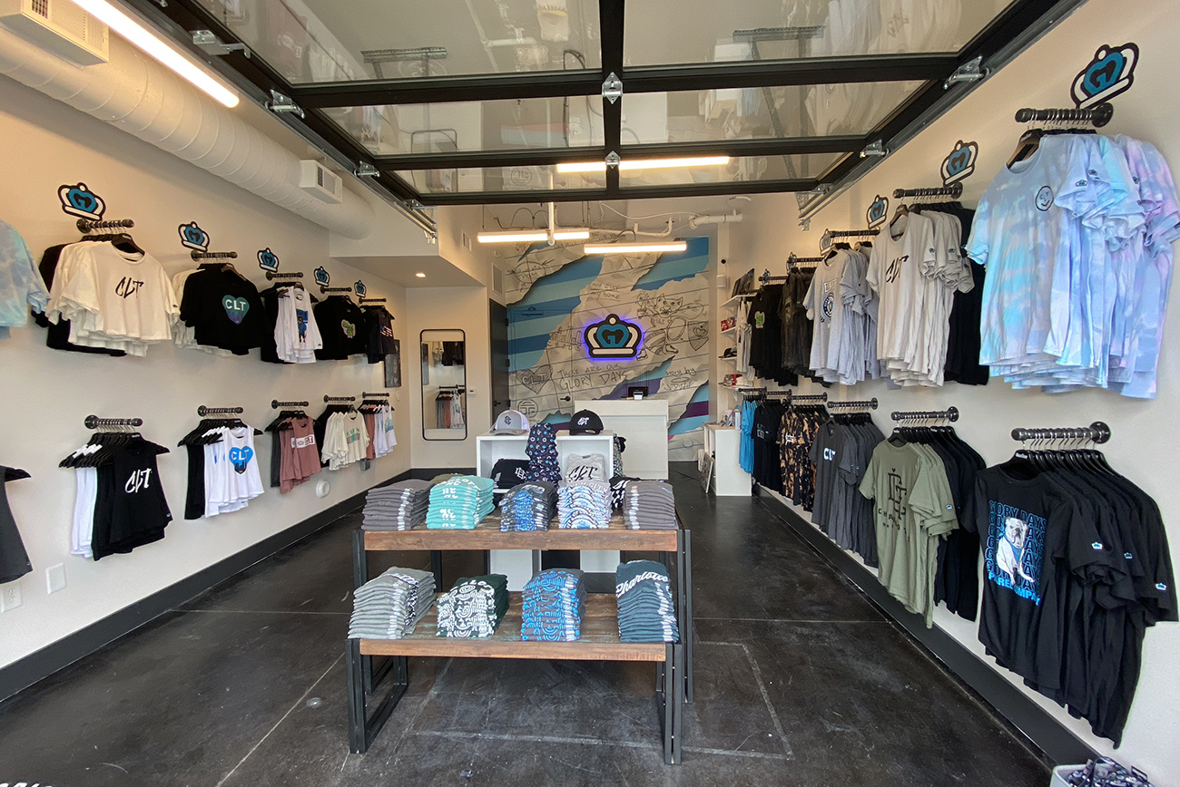 Shopping guide: Micro-retail storefronts now open at Centro Railyard in South End