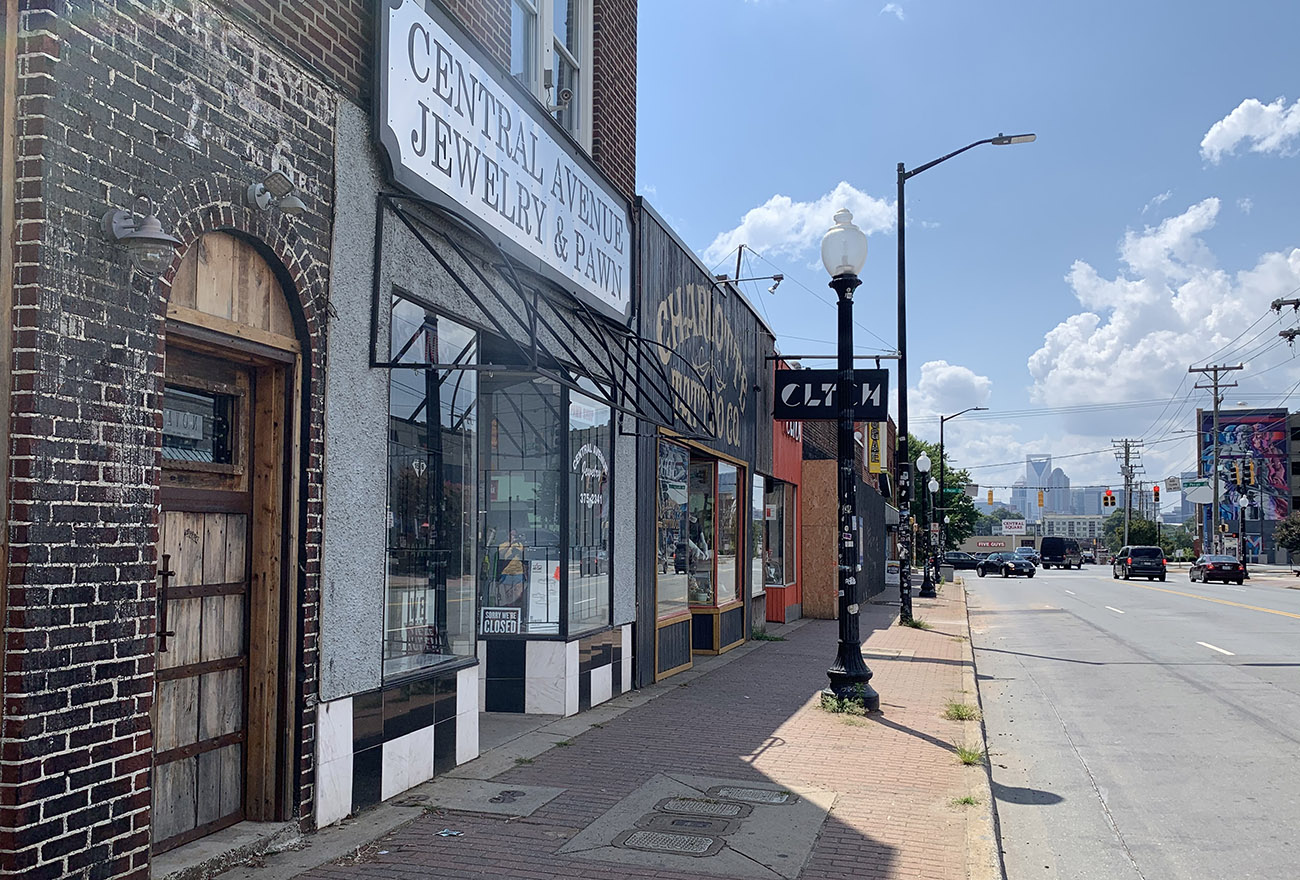 With an influx of new development, does Plaza Midwood risk losing its identity?