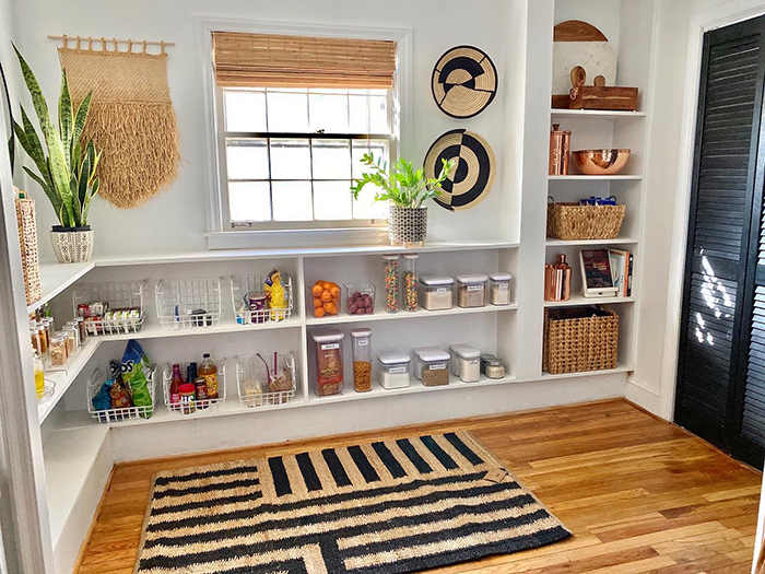 TaLaya Home Tour pantry